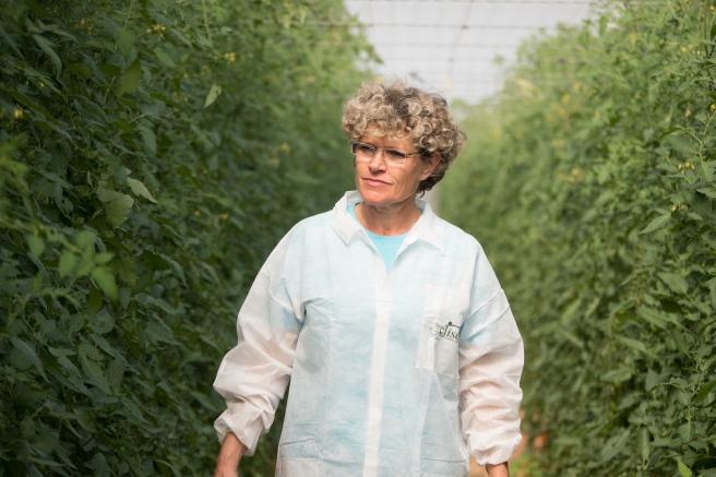 Spanish Farmer Lola Gómez Ferrón