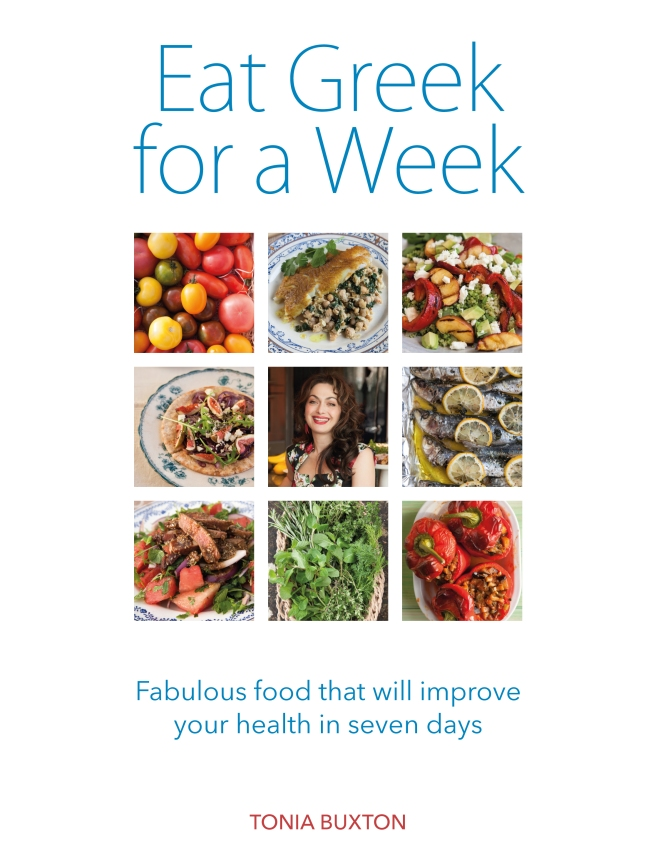 Cover - Eat Greek for a Week